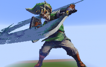 Skyward Sword Link