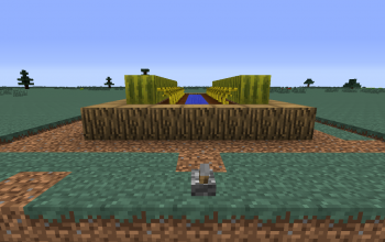Automatic Pumpkin/Melon Farm