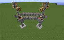 Raised Railway Turn