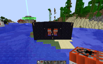 Double TNT Launcher