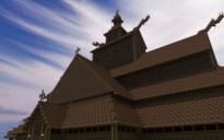 Viking Stave Church