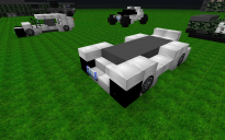 Shiny Sleek Car