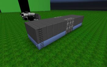 Future Freight Train Car