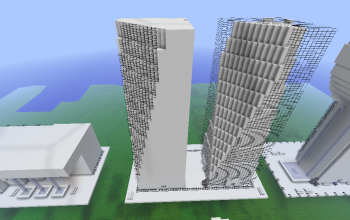Future Tower (Two Towers)