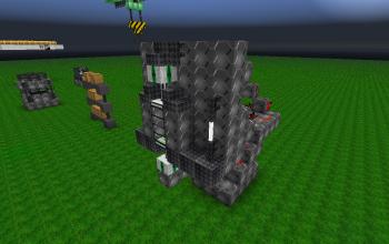 Armor Dispensing Station
