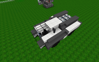 Aperture Minecart Transport Vehicle
