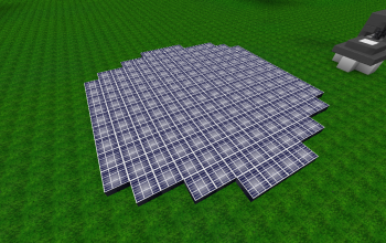 Hexagonal Solar Panel