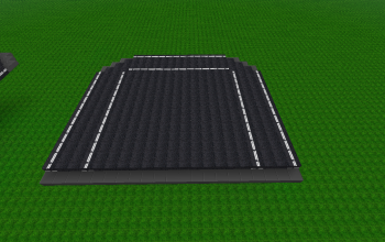 Road Intersection 3 Way