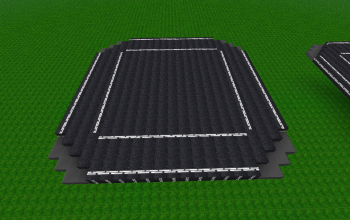 Road Intersection 4 Way