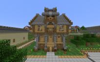 Medieval Medium House