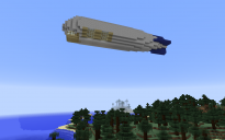 Merchant Airship Majestic Pearl
