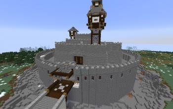 château rond/Round castle