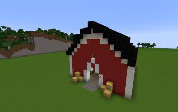 Livestock Barn