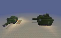Tank+Cible