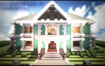Georgian House #1 | full furnished | 1.6.4
