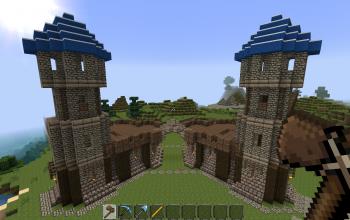 Wall: Cornergate