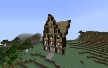 EWB's Medieval House