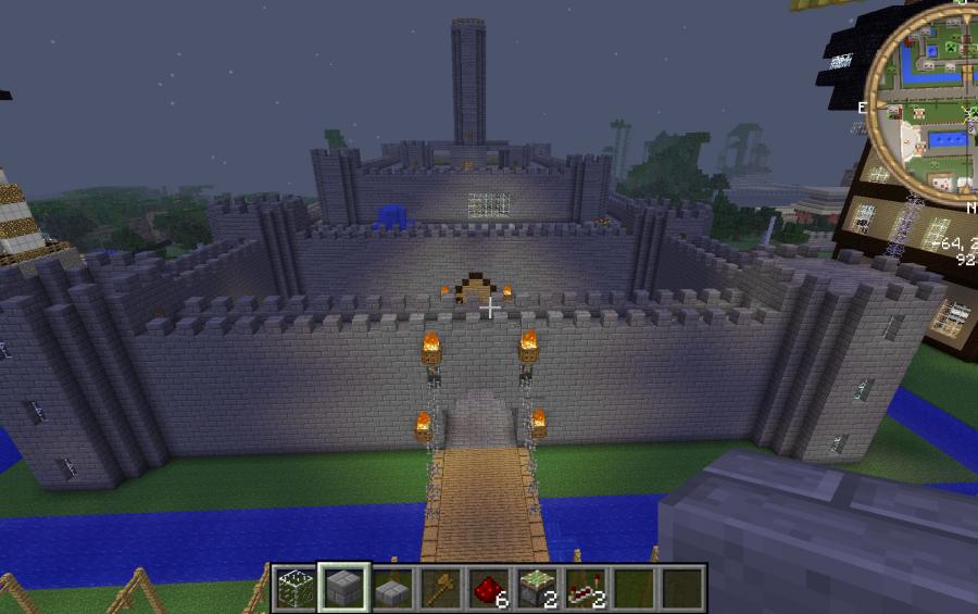 The Stone Castle