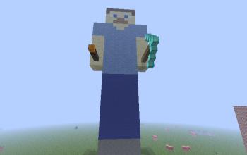 Giant Steve