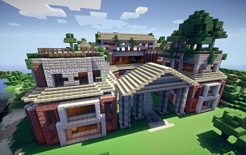 Minecraft Schematics, the Minecraft creations and schematics