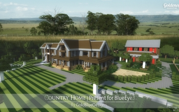 Country Home   Full Furnished   1.6.4