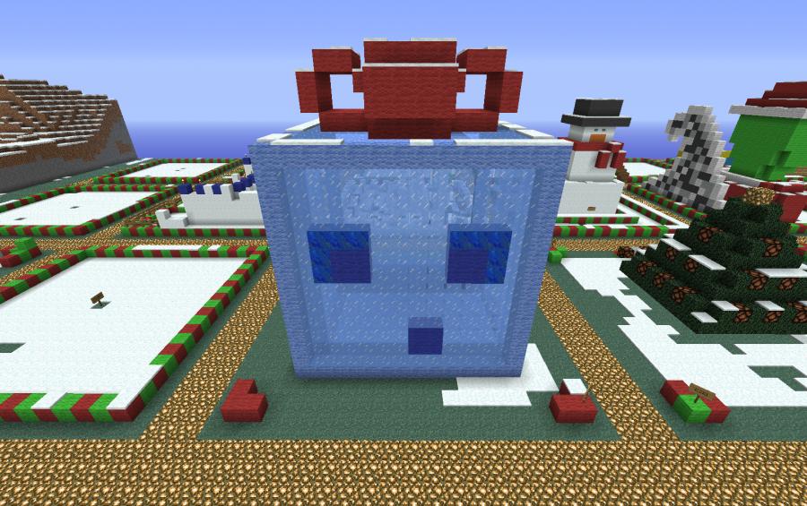 Ice Slime, creation #238