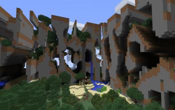 Far Lands Mining Camp