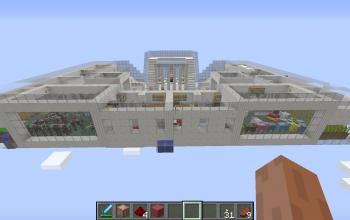 Floating Marble Village
