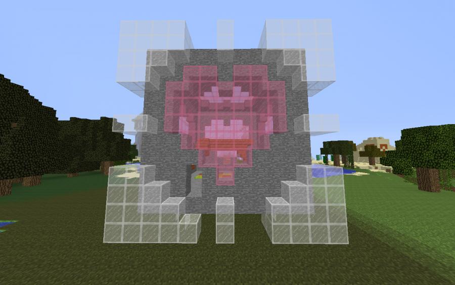 companion cube house creation 2421