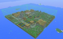 Default NPC town -unfortified-