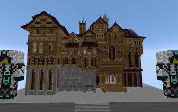 Herobrine's Mansion Restored