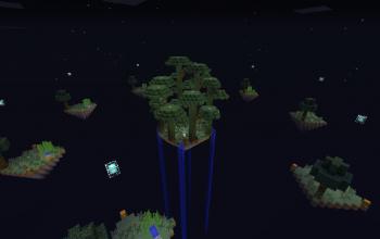 SkyWars 8/8 Jungle