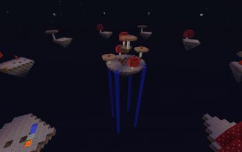 SkyWars 8/8 Mushroom