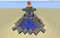 Cactus Fountain