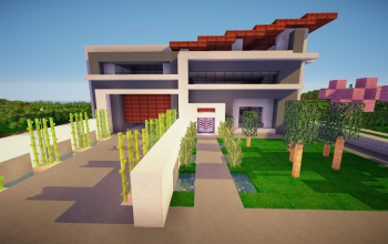 Little modern house #2