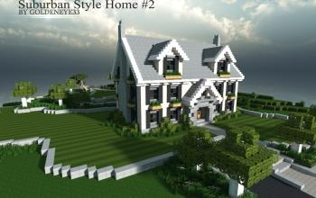 Suburban House #1   Full Furnished   1.7.4