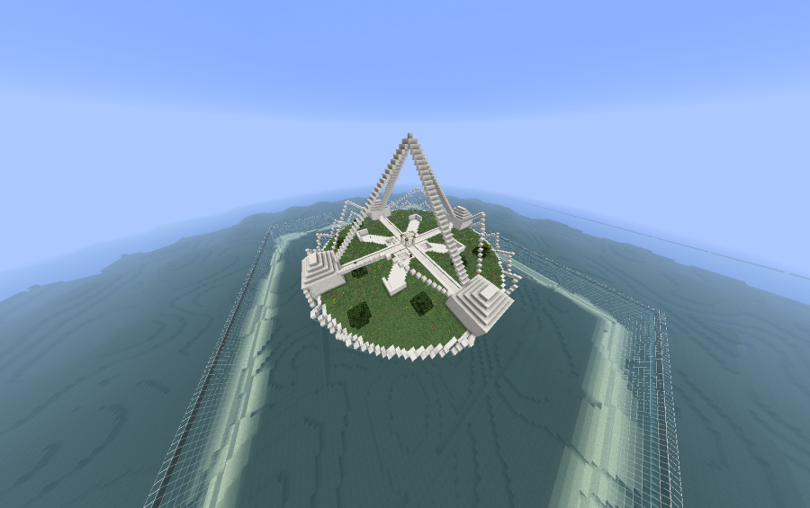 Minecraft Spawn, creation #2631