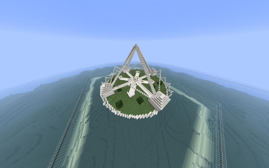 Minecraft Spawn  Creation  2631