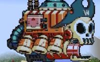 Wily Machine #10 (ErnieCIII)