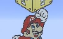 Super Mario Block Punch (ErnieCIII)