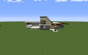 Modern House 001 V2