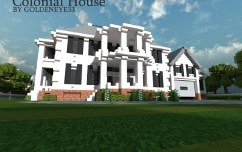 Colonial House   Full Furnished   1.7.4
