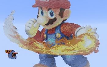 Mario SSB4 (ErnieCIII)