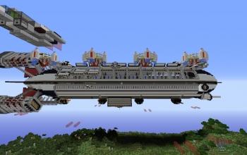 Space Zeppelin Carrier