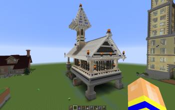 Anvil Temple