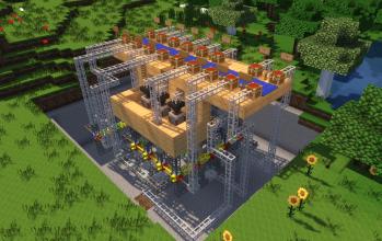 Sorting Machine [Buildcraft]