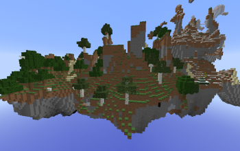 Floating Islands: Forest Cluster