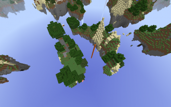 Floating Islands: Forest Pair