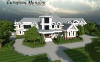 European Mansion #1 | By Goldeneye33
