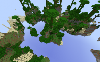 Double Jungle Islands